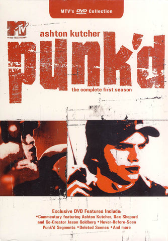 MTV Punk'd - The Complete First Season DVD Movie