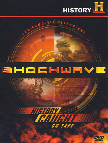 History Channel: Shockwave - Complete Season One (Boxset) DVD Movie