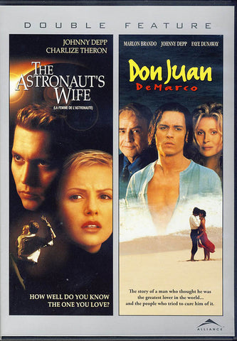 Astronaut's Wife/Don Juan Demarco (Double Feature)(Full Screen) DVD Movie
