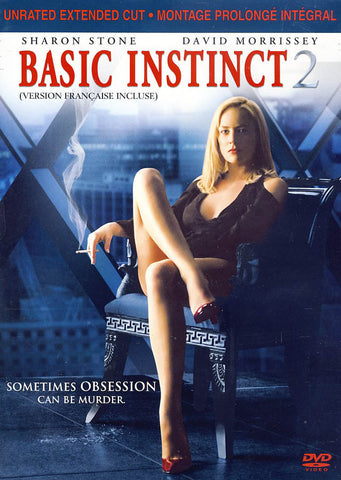 Basic Instinct 2 (Unrated Extended Cut) (Bilingual) DVD Movie