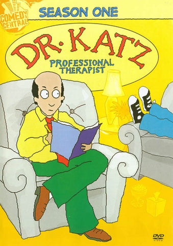 Dr. Katz, Professional Therapist - Season 1 DVD Movie