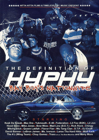Definition of Hyphy DVD Movie
