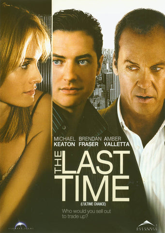 The Last Time (Bilingual) DVD Movie