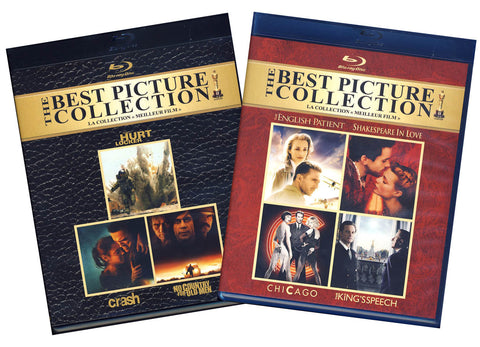 Academy Award Best Picture Mega Collection (Blu-ray) BLU-RAY Movie