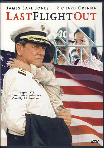 Last Flight Out (James Earl Jones) DVD Movie