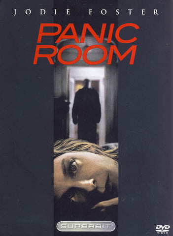 Panic Room (Slim case) (Superbit) DVD Movie