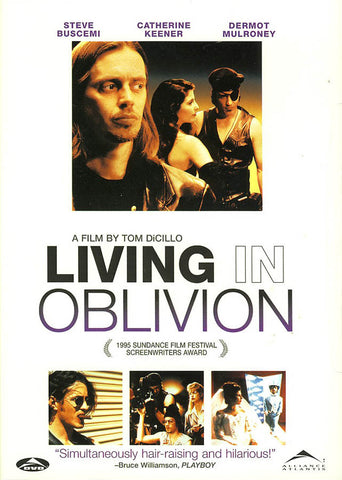 Living in Oblivion DVD Movie