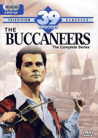 The Buccaneers: The Complete Series (Boxset) DVD Movie