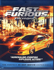 The Fast and the Furious - Tokyo Drift (Blu-ray)