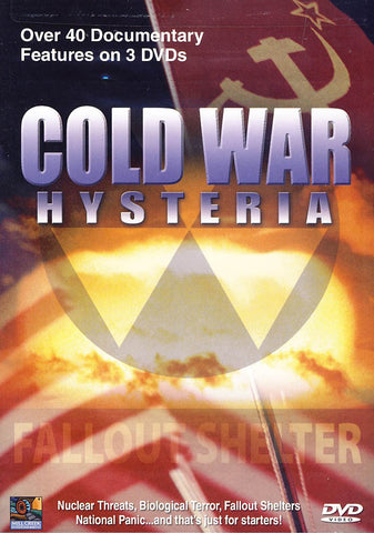 Cold War Hysteria (Boxset) DVD Movie