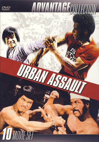 Urban Assault (Advantage Collection)(Boxset) DVD Movie