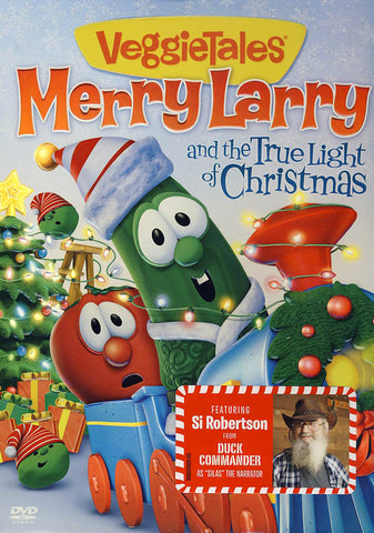 VeggieTales: Merry Larry and the True Light of Christmas (Christmas Classic) DVD Movie