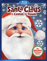 Santa Claus Is Comin' To Town (Christmas Classic)(Blu-ray)