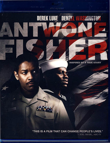 Antwone Fisher (Blu-ray) BLU-RAY Movie