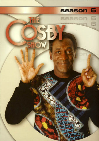 The Cosby Show - Season 6 (Boxset) DVD Movie