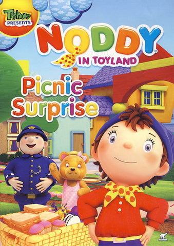 Noddy in Toyland - Picnic Surprise DVD Movie