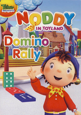 Noddy in Toyland - Domino Rally DVD Movie