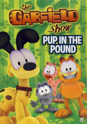 The Garfield Show - Pup in the Pound DVD Movie
