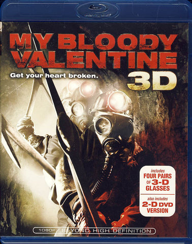 My Bloody Valentine 3D(Blu-ray) BLU-RAY Movie