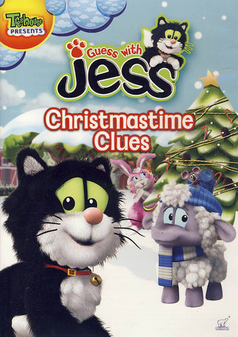 Guess With Jess - Christmastime Clues DVD Movie