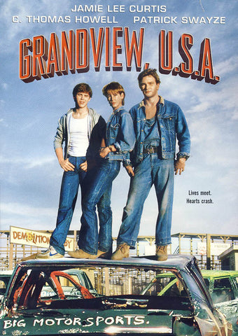 Grandview U.S.A. DVD Movie
