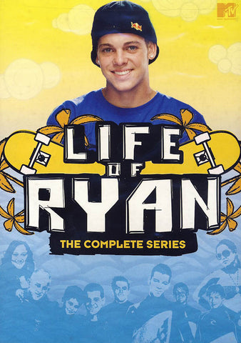 Life of Ryan: The Complete Series (Boxset) DVD Movie