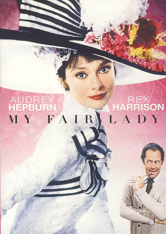 My Fair Lady DVD Movie