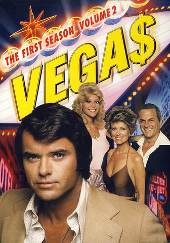Vegas: Season 1, Vol. 2 (Boxset) DVD Movie