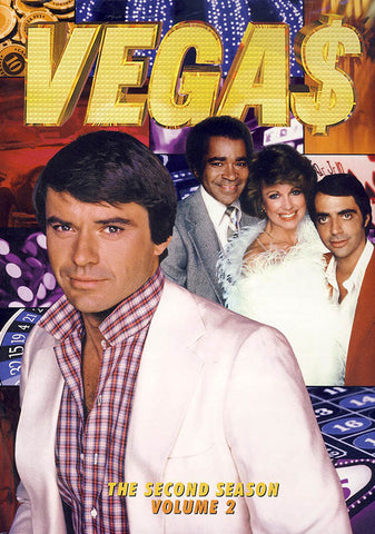 Vegas: Season 2, Vol. 2 (Boxset) DVD Movie