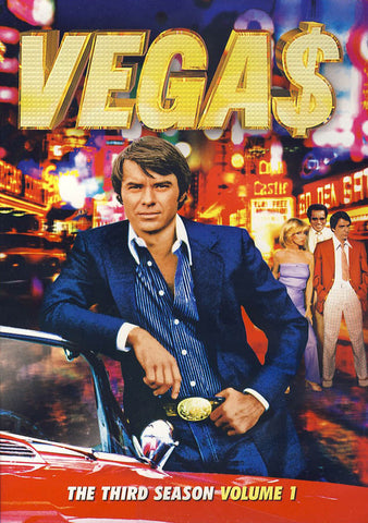 Vegas: Season 3, Vol. 1 (Boxset) DVD Movie