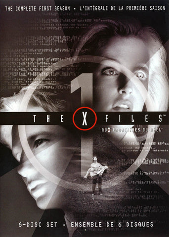 X-Files Season 1 (Bilingual) DVD Movie