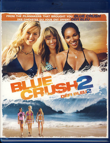 Blue Crush 2 (Bilingual)(Blu-ray) BLU-RAY Movie