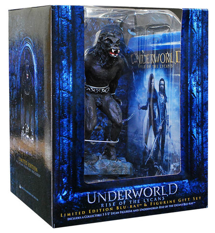 Underworld: Rise of the Lycans (Ltd. Edn. + Figurine)(Blu-ray)(Boxset) BLU-RAY Movie