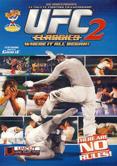 UFC Classics, Volume 2: Ultimate Fighting Champ (2007)