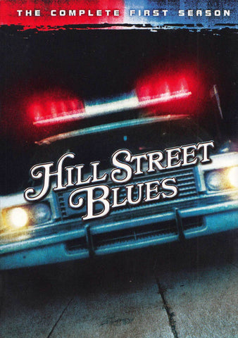 Hill Street Blues - Season 1 (Boxset) DVD Movie