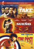 The Take/Sueno/The Pest (John Leguizamo Triple Feature) DVD Movie