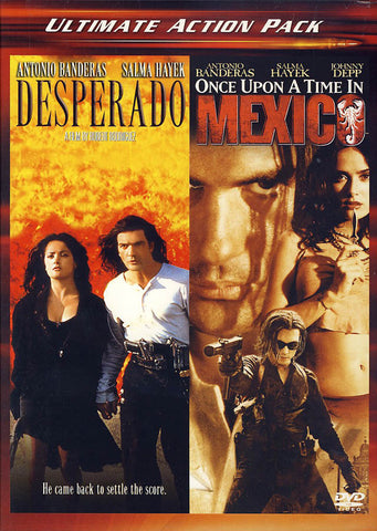 Desperado/Once Upon a Time in Mexico (Ultimate Action Pack) DVD Movie