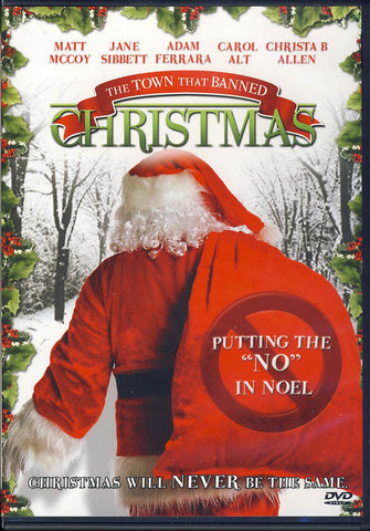 The Town That Banned Christmas DVD Movie