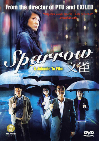 Sparrow DVD Movie