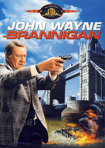 Brannigan DVD Movie