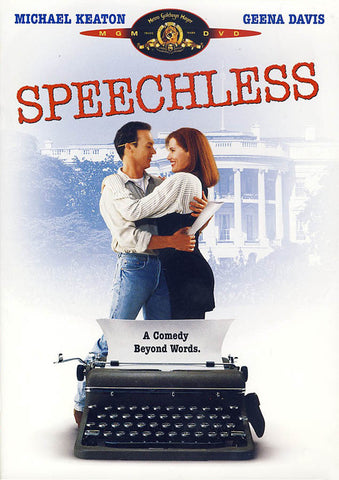 Speechless (MGM) DVD Movie