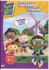 Super Why - Fairytale Friends DVD Movie
