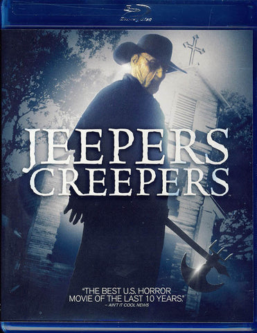 Jeepers Creepers (Blu-ray) BLU-RAY Movie