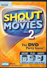 Hasbro Shout About Movies Disc 2