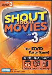 Hasbro Shout About Movies Disc 3