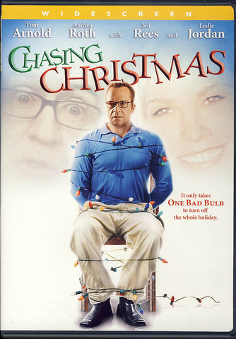Chasing Christmas DVD Movie