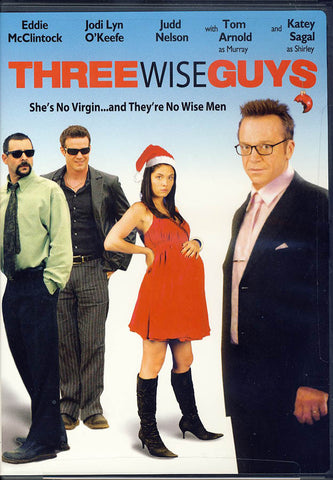 Three Wise Guys DVD Movie