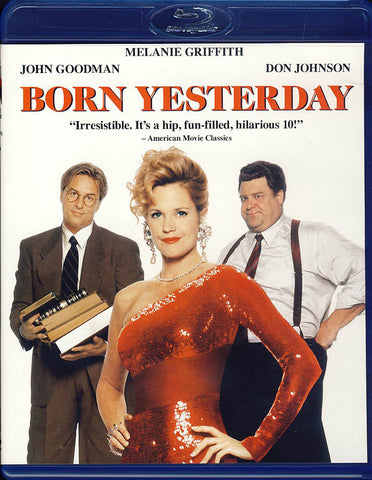 Born Yesterday (Blu-ray) BLU-RAY Movie