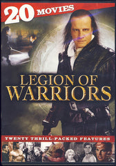 Legion Of Warriors - 20 Movie Collection (Boxset)