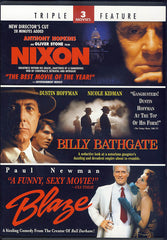 Nixon / Billy Bathgate / Blaze (Triple Feature) (Limit 1 copy)